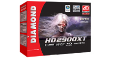 Diamond Multimedia|ATI|Graphics Card|Video Card|56K Modems 2900XT1GPE