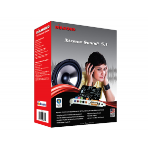 DIAMOND XtremeSound 5.1/16 bit Sound Card Driver