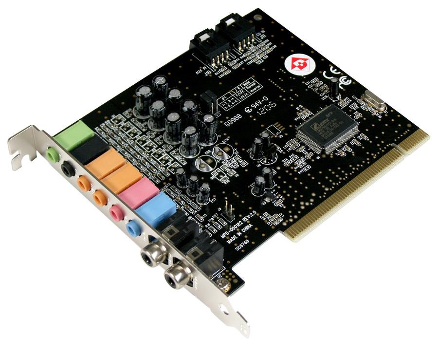 XS71 - DIAMOND XtremeSound PCI 7.1 Channels 16 bit Sound Card