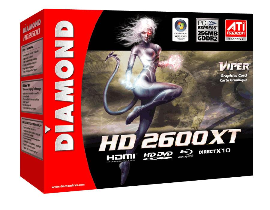 Ati Radeon Hd2600xt 512Mb