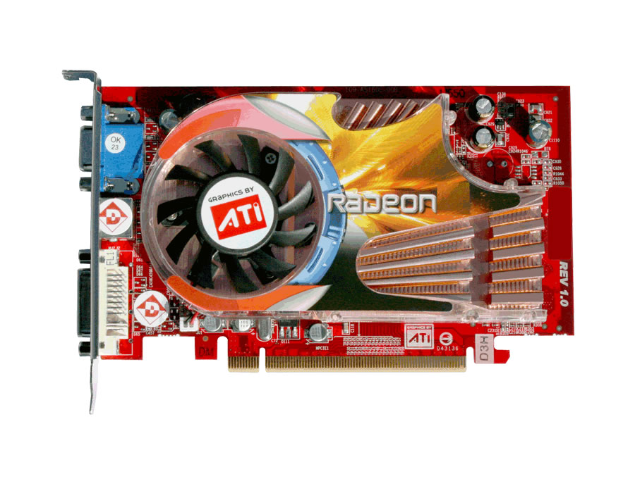 X1050AGP256 - DIAMOND Stealth X1050 ATI AMD Radeon™ X1050 ...