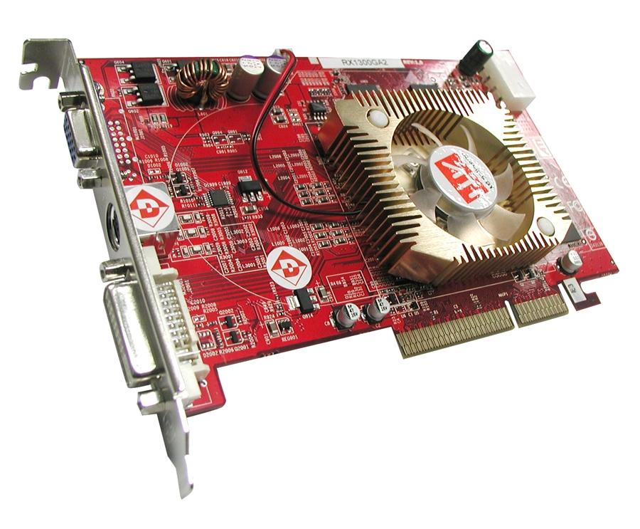 TÉLÉCHARGER AMD ATI RADEON X1300