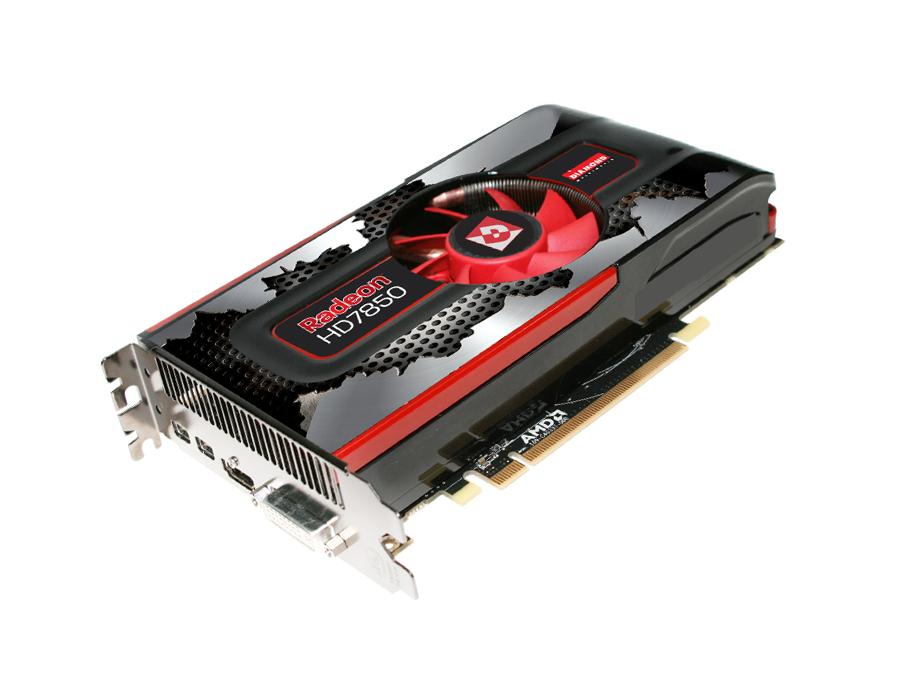 radeon hd 7850 graphics driver