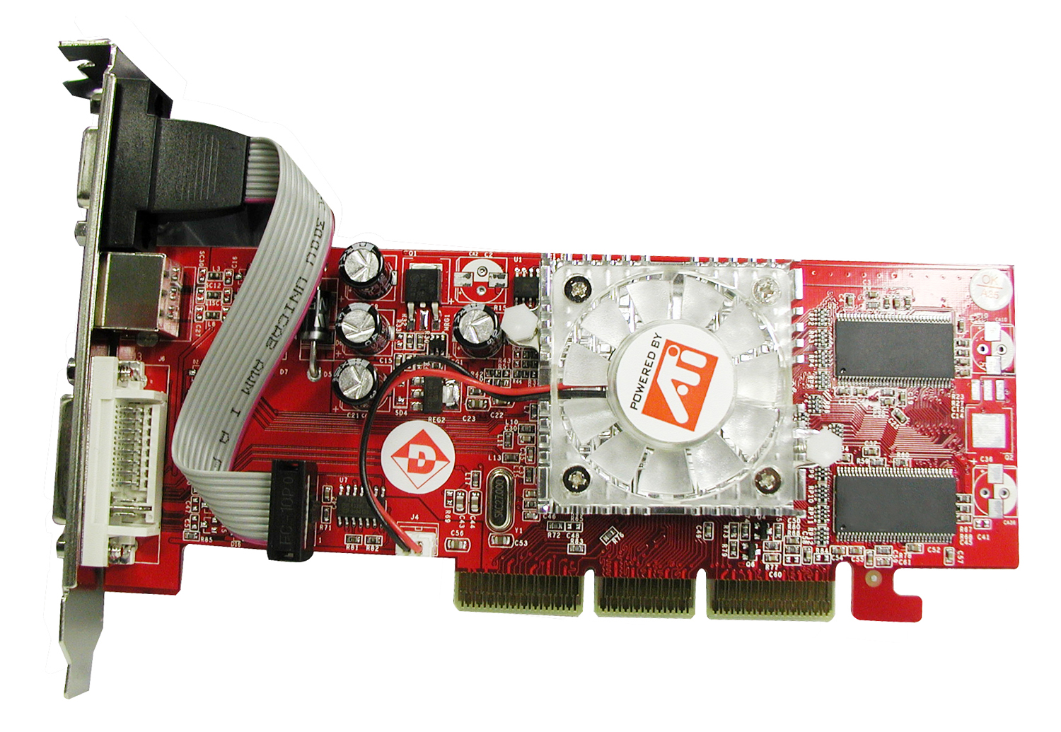 Display Adapters - ATI Technologies Inc. - Radeon X  ...