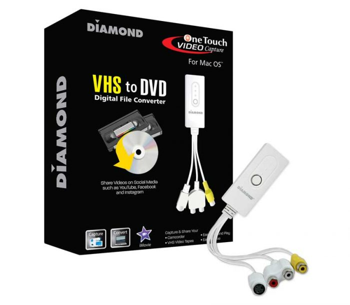 DIAMOND VC500 WINDOWS 7 64 DRIVER