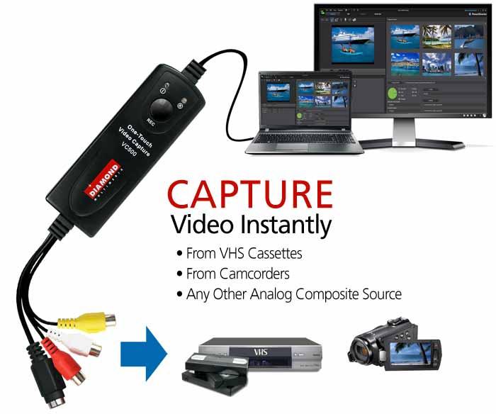 VC500 Capture image
