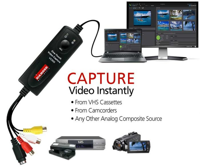 VC500 Capture Video