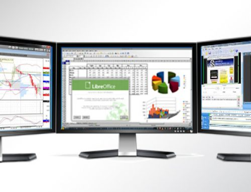 Setting Up a Triple Monitor Desktop with the Diamond BVU165 Multi-Display Adapter