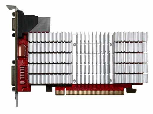 DIAMOND AMD Radeon™ HD 5450 PCIE 512MB GDDR3 Video Graphics Card  (5450PE3512)