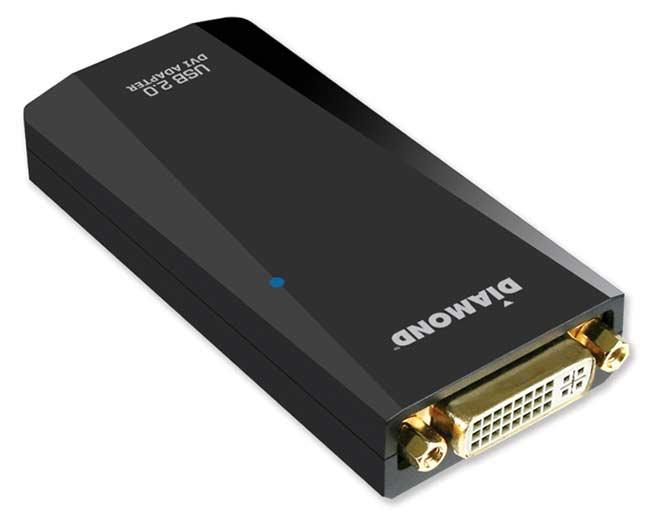 BVU195 Diamond Multimedia USB External Video Display Adapter