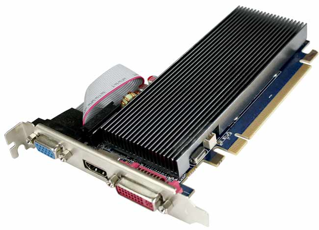 Diamond AMD R5 230 PCIE DDR3 1GB Memory Graphics Video Card (R5230D31G)