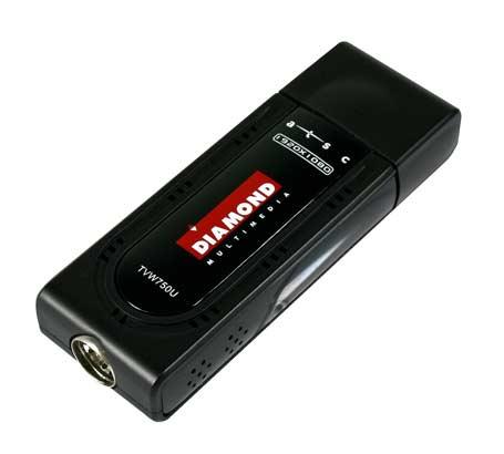 DIAMOND ATI Theater™ HD 750 USB TV Tuner (TVW750USB)