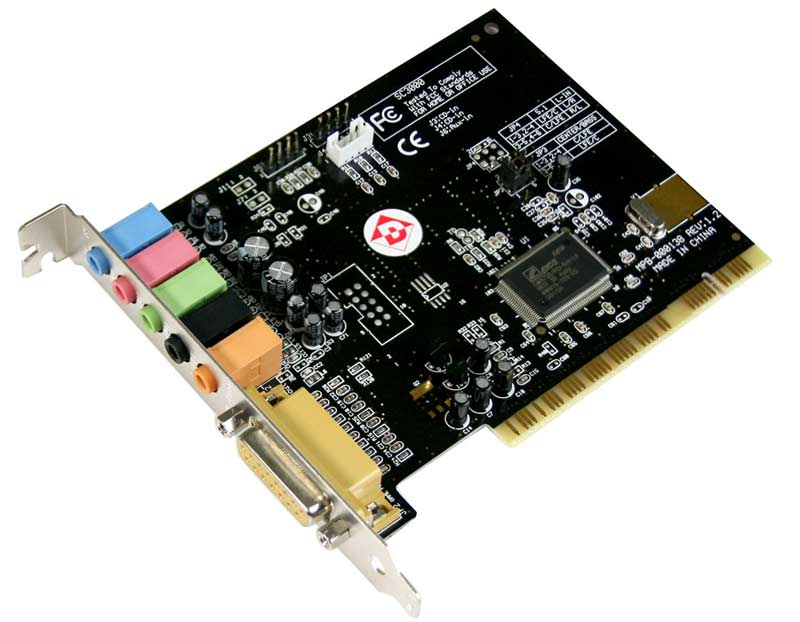 Diamond XS71UV2 Sound Card C-Media Mac