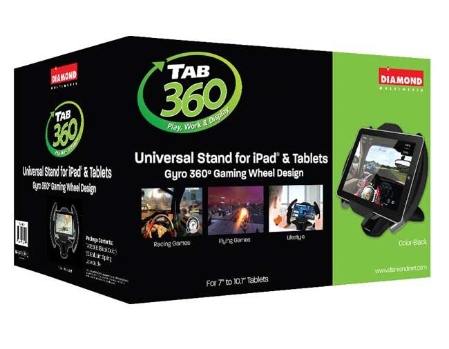 TAB360B box