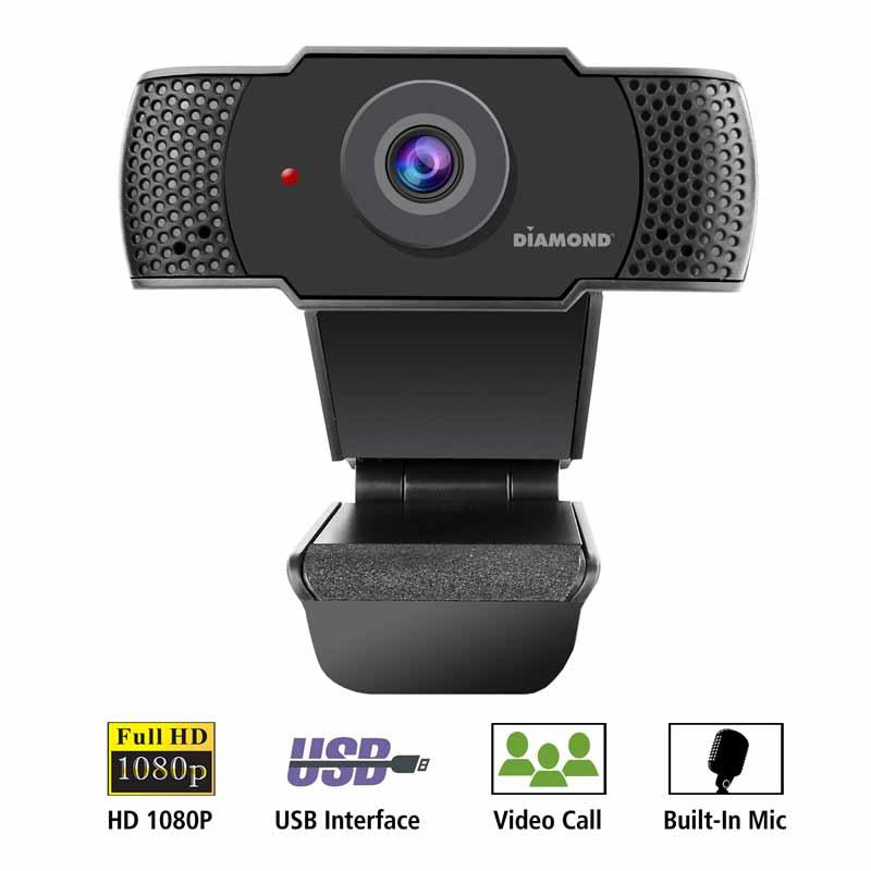 WC1080 webcam