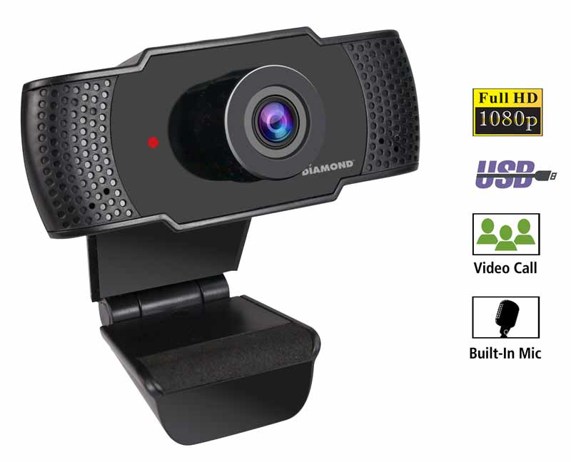 WC1080 Diamond Webcam